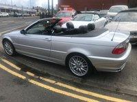 USED 2001 Y BMW 3 SERIES 3.0 330CI 2d AUTO 228 BHP