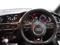 USED 2014 64 AUDI A5 2.0 SPORTBACK TDI BLACK EDITION S/S 5d AUTO 175 BHP Fantastic saloon
