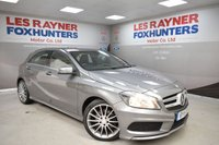 USED 2015 15 MERCEDES-BENZ A CLASS 1.5 A180 CDI BLUEEFFICIENCY AMG SPORT 5d 109 BHP Bluetooth, Cruise control, 18in alloys, Great MPG, Low tax