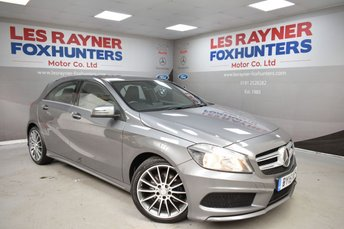 2015 MERCEDES-BENZ A CLASS 1.5 A180 CDI BLUEEFFICIENCY AMG SPORT 5d 109 BHP £12999.00