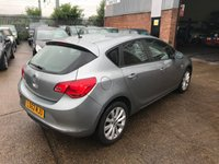 USED 2012 62 VAUXHALL ASTRA 1.4 ACTIVE 5d 98 BHP