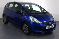 USED 2011 11 HONDA JAZZ 1.2 I-VTEC S AC 5d 89 BHP 2 OWNERS with 7 Stamp SERVICE HISTORY