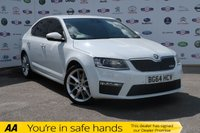 USED 2014 64 SKODA OCTAVIA 2.0 VRS TDI CR 5d 181 BHP JUST ARRIVED,DETAILS TO FOLLOW
