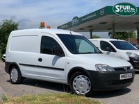 USED 2010 60 VAUXHALL COMBO VAN 1.2 2000 CDTI SWB H/C 1d 69 BHP Direct BT, Only 59,000 Miles, Service History, BT Style Racking.