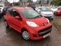 USED 2012 12 PEUGEOT 107 1.0 URBAN 3d AUTO 68 BHP AUTOMATIC, LOW MILEAGE,