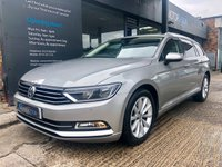 2015 VOLKSWAGEN PASSAT 2.0 SE BUSINESS TDI BLUEMOTION TECHNOLOGY 5d 150 BHP £8875.00