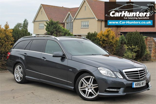 2012 MERCEDES-BENZ E CLASS E350 CDI BlueEFFICIENCY [265] Sport 5dr Tip Auto