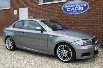 2011 BMW 1 SERIES 3.0 135I M SPORT 2d AUTO 302 BHP £SOLD