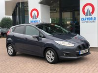 USED 2012 62 FORD FIESTA 1.6 TITANIUM ECONETIC TDCI 5d 94 BHP PRIVACY GLASS | ALLOYS |