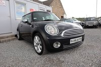 2008 MINI HATCH ONE 1.4 3dr [ Pepper Pack ] ( 95 bhp ) £SOLD