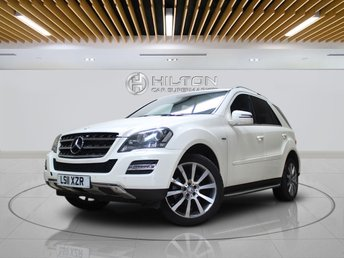 Used Mercedes-Benz M Class for sale in Leighton Buzzard