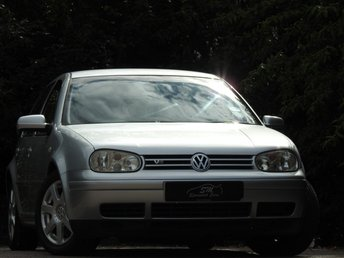 2003 VOLKSWAGEN GOLF 2.8 V6 4MOTION 5d 200 BHP £2290.00