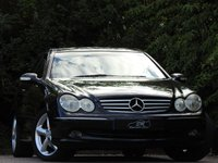 USED 2004 S MERCEDES-BENZ CLK 3.2 CLK320 ELEGANCE 2d AUTO 218 BHP ONLY 72K LEATHER A/C PSH