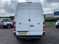 USED 2014 64 MERCEDES-BENZ SPRINTER 2.1 313 CDI LWB FACELIFT AC BLUEEFFICIENCY HIGH ROOF LWB, AC, FACELIFT, ONE OWNER FROM NEW, PLY LINED