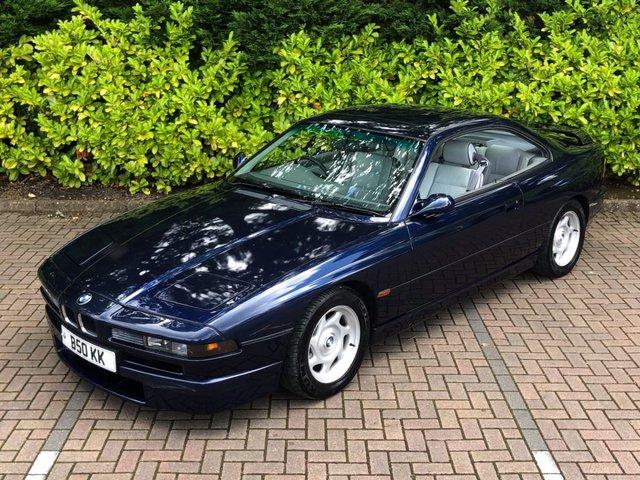 1993 B BMW 8 SERIES 850CI // AUTO // V12 5.0L // 295 BHP // RARE // px swap