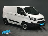 USED 2016 66 FORD TRANSIT CUSTOM 2.0 290 L1H1 * 0% Deposit Finance Available