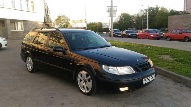 SAAB 9-5 at Click Motors