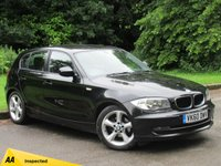 USED 2010 60 BMW 1 SERIES 2.0 116D SPORT 5d 114 BHP BRAND NEW CLUTCH AND FLYWHEEL