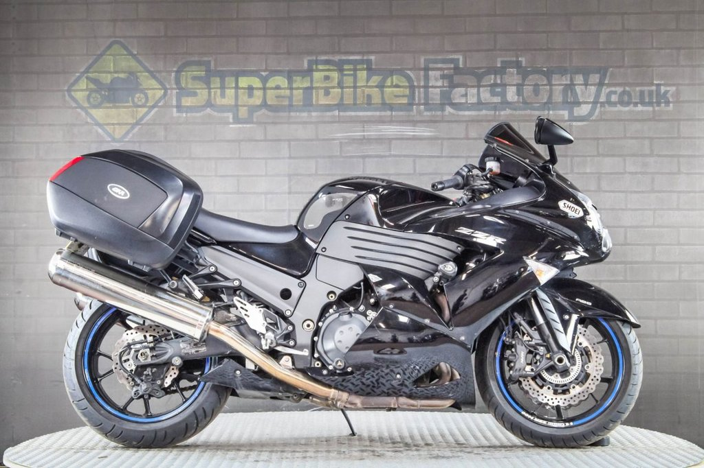 For Sale: Kawasaki ZZR1400 • The Bike Market