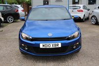 USED 2010 10 VOLKSWAGEN SCIROCCO 2.0  GT 2.0 TSI Coupe 210 PS 6 SPD MAN