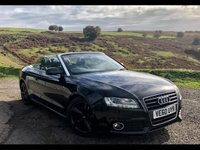 USED 2011 60 AUDI A5 2.0 TDI S LINE 2d 168 BHP S-line full service history