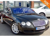 USED 2005 04 BENTLEY CONTINENTAL 6.0 GT W12 2d AUTO 550 BHP
