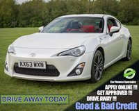 USED 2013 63 TOYOTA GT86 2.0 D-4S 2d 197 BHP