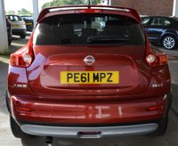 USED 2011 61 NISSAN JUKE 1.6 TEKNA DIG-T 5 DOOR 6-SPEED 190 BHP Finance? No deposit required and decision in minutes.
