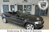 USED 2010 59 BMW 1 SERIES 2.0 118D SE 2d 141 BHP FINISHED IN STUNNIBG BLACK WITH FULL CLOTH SEATS + FULL SERVICE HISTORY + DAB RADIO + BLUETOOTH + DUAL CLIMATE CONTROL + ELECTRIC WINDOWS + REAR PARKING SENSORS