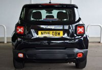USED 2016 16 JEEP RENEGADE 1.6D M-JET SPORT 5 DOOR 6-SPEED 120 BHP Finance? No deposit required and decision in minutes.