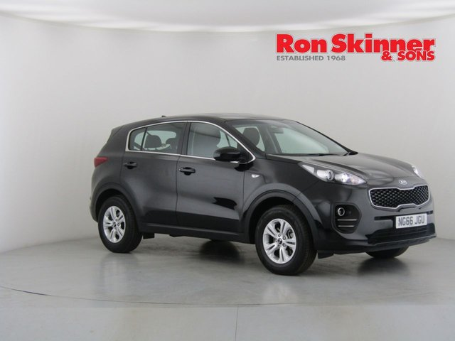View our 2017 66 KIA SPORTAGE 1.6 1 5d 130 BHP