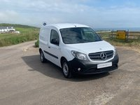 USED 2017 17 MERCEDES-BENZ CITAN 1.5 109 CDI BLUEEFFICIENCY LONG 90 BHP