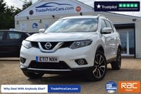 USED 2017 17 NISSAN X-TRAIL 1.6 N-VISION DCI XTRONIC 5d 130 BHP