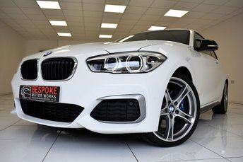 2015 BMW 1 SERIES M135I 3 DOOR AUTOMATIC £18995.00