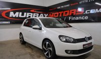 USED 2012 VOLKSWAGEN GOLF 2.0 GT TDI BLUEMOTION TECHNOLOGY 5DOOR 138 BHP
