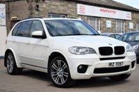 2012 BMW X5 3.0 XDRIVE30D M SPORT 5d AUTO 241 BHP £17275.00