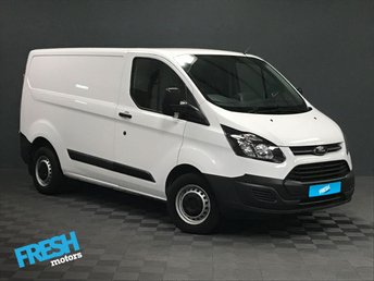 2017 FORD TRANSIT CUSTOM 2.0 290 L1H1 £11275.00