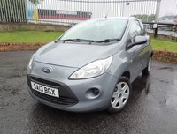 USED 2013 13 FORD KA 1.2 EDGE 3d 69 BHP 3 Months National Warranty - MOT April 2020