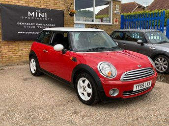 2010 MINI HATCH COOPER 1.6 COOPER 3d 118 BHP £3990.00