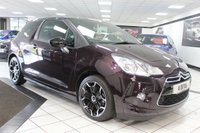 USED 2016 16 DS DS 3 1.6 BLUEHDI DSTYLE S/S 120 BHP 1 FORMER TOUCH SCREEN DAB B/T