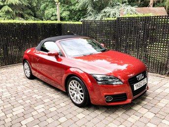 2010 AUDI TT 1.8 TFSI 2d 160 BHP £8495.00