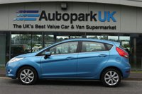 USED 2010 10 FORD FIESTA 1.4 ZETEC 16V 5d AUTO 96 BHP LOW DEPOSIT OR NO DEPOSIT FINANCE AVAILABLE