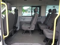USED 2016 66 FORD TRANSIT TREND LWB MEDIUM HIGH 14 SEAT MINIBUS 2.2TDCI 125 BHP Higher Specification Trend Model Fitted With Front And Rear Air Con, Cruise Control, Park Sensors, E/WIndows, Bluetooth & Retractable Side Step!
