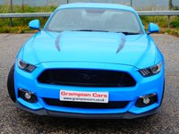 USED 2017 67 FORD MUSTANG 5.0 GT 2d AUTO 410 BHP