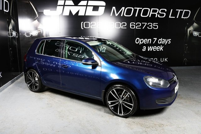 2009 VOLKSWAGEN GOLF 1.6 S TDI 105 BHP (FINANCE AND WARRANTY)