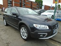 USED 2016 16 VOLVO XC70 2.4 D5 SE LUX AWD 5d AUTO 220 BHP ULEZ EXEMPT 1 OWNER, 37,000 MILES, SAT NAV