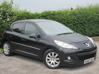 USED 2010 60 PEUGEOT 207 1.6 HDI SPORTIUM 5d 92 BHP * FULL SERVICE HISTORY * BLUETOOTH * 128 POINT AA INSPECTED*