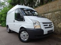 2013 FORD TRANSIT 2.2 T330 1d 124 BHP AWD 4X4 SWB MEDIUM ROOF £8995.00