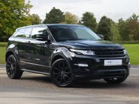 USED 2012 12 LAND ROVER RANGE ROVER EVOQUE 2.0 SI4 DYNAMIC 3d AUTO 240 BHP
