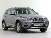 2017 BMW X3 2.0 XDRIVE20D XLINE 5d AUTO 188 BHP [£6,580 OPTIONS] £23969.00